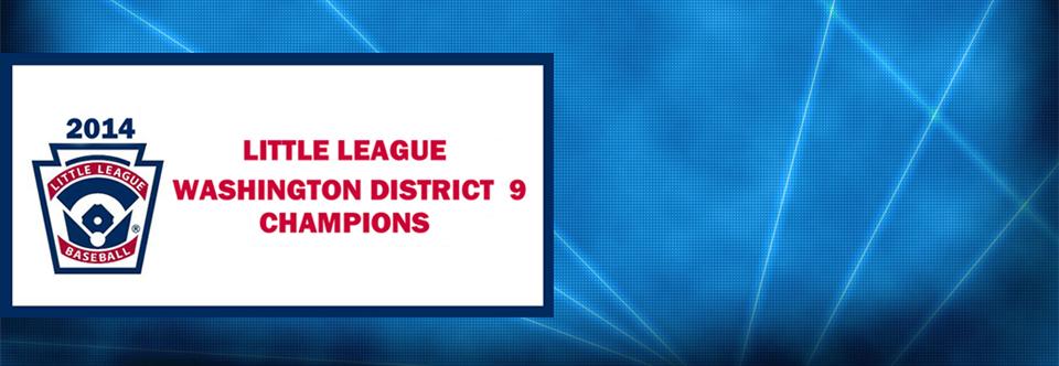 2014 DISTRICT 9 BASEBALL AND SOFTBALL CHAMPIONS