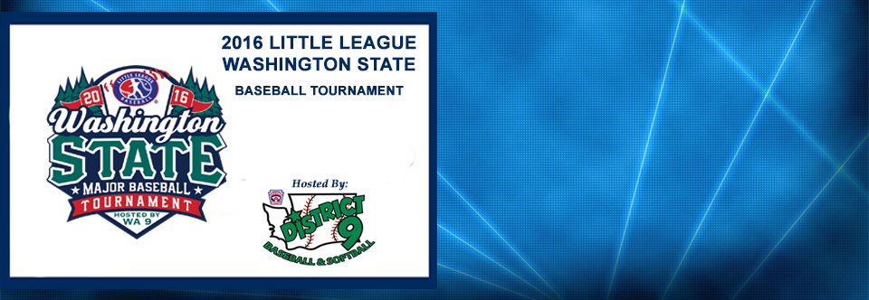 2016 LITTLE LEAGUE DIVISION STATE TOURNAMENT