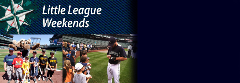 MARINERS ANNOUNCE 2014 LITTLE LEAGUE DATES
