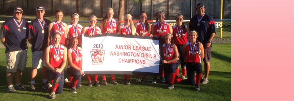 KIRKLAND JUNIORS SOFTBALL ADVANCES TO WORLD SERIES