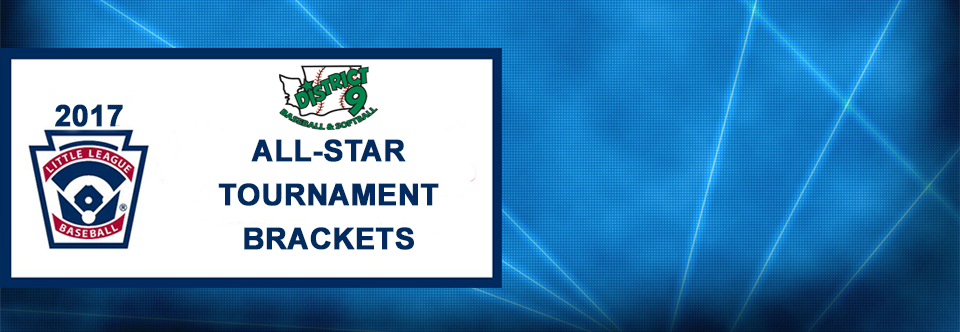 2017 ALL-STAR TOURNAMENT BRACKETS